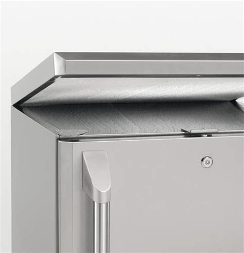 zdodpss ge monogram outdoorindoor refrigerator module monogram appliances