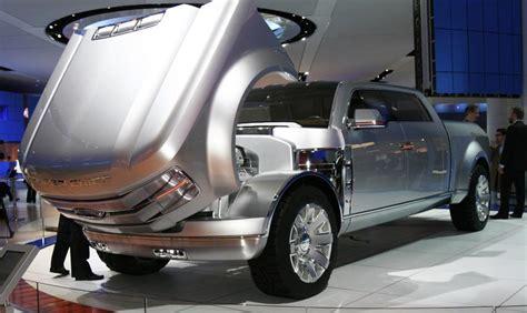 ford   super chief concept  detroit auto