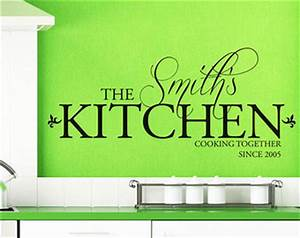 Kitchen quotes decals image quotes at relatablycom for Nice white wall decal quotes