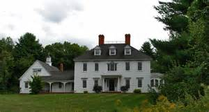 gambrel house plans the federal colonial exterior trim and siding the