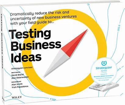 Business Testing Strategyzer Field Guide Innovation