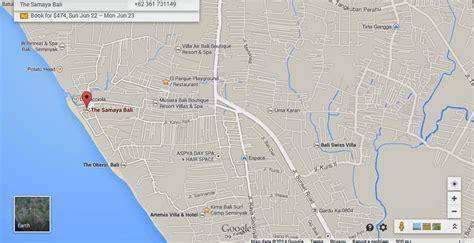 samaya spa bali location attractions map bali weather