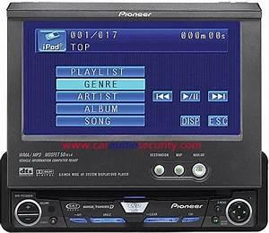 Pioneer Avic Navgate Dvd Ser U0130es
