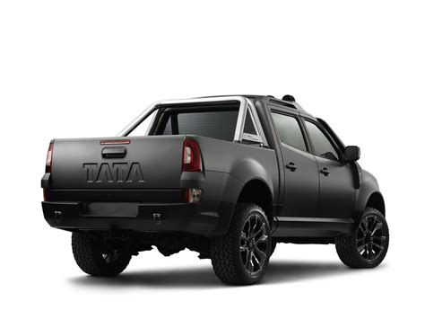 Tata Xenon Wallpapers by 2013 Tata Xenon Tuff Truck Concept Fusion Automotive
