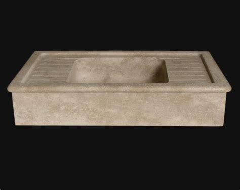cuisine rustique et moderne évier en de bourgogne savigny le comptoir des pierres