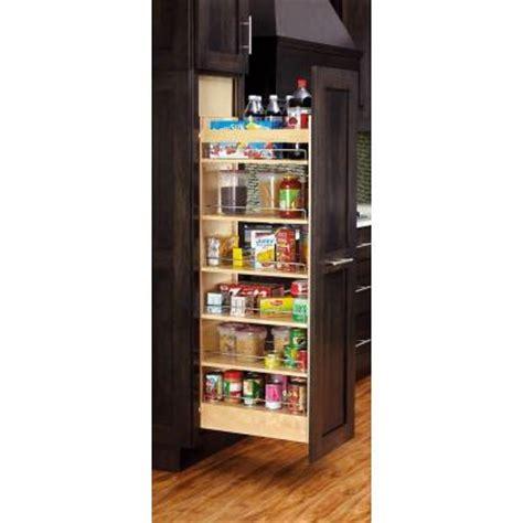 rev a shelf 43 in h x 11 in w x 22 in d wood pull out
