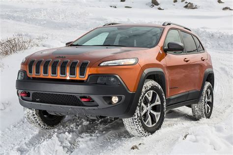 suv jeep 2016 2016 jeep cherokee suv pricing for sale edmunds