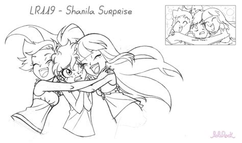 Coloring Pages Lolirock 28 Images Free Coloring Pages Of