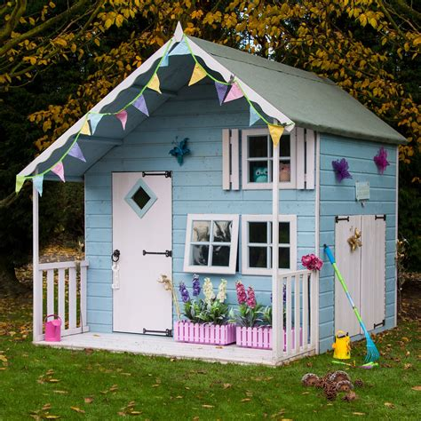 who played in house 7x8 crib playhouse with assembly service departments
