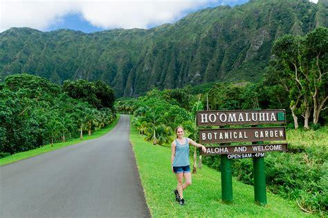 botanical gardens oahu oahu hawaii part ii ko olina lagoons makaha ho