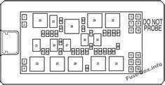 2005 F550 Fuse Box Diagram : under hood fuse box diagram ford f 250 f 350 f 450 f ~ A.2002-acura-tl-radio.info Haus und Dekorationen