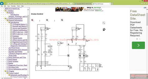 2013 Chevy Cruze Radio Wiring Diagram by 2013 Chevy Cruze Wiring Diagram Pdf Diagram Auto Parts