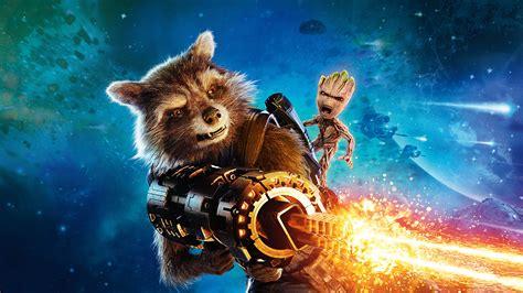 Papéis De Parede Rocket Raccoon, Guardiões Da Galáxia Vol