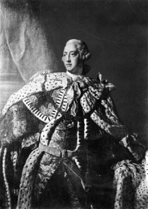 HM King George III of Great Britain3