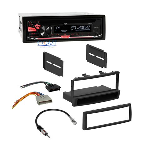 Ford Wiring Harnes Kit Audio by Jvc Radio Stereo Dash Kit Wiring Harness For 98 04 Ford