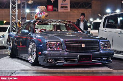 vip lexus ls430 tokyo auto show 2012 toyota celsior stancenation