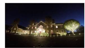 These Professional Christmas Light Displays Can Cost Thousands