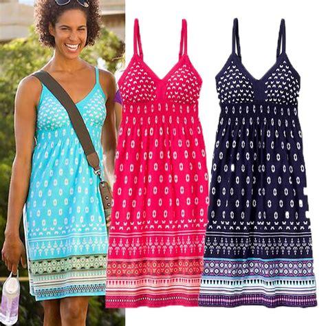 NWOT Athleta Bahia Border Dress 3 Colors Wear Everywhere ...