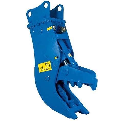 mcp rotary excavator demolition crusher pulverizer buy excavator crusher demolition shear