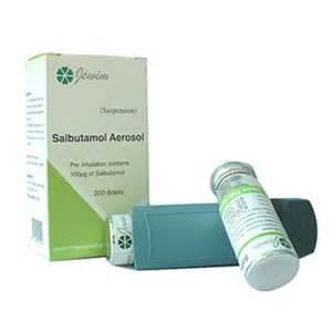 Albuterol Inhalation Aerosol