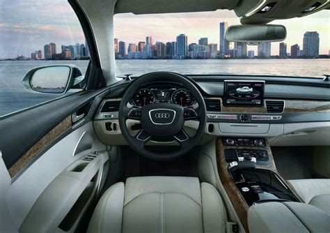 Audi A8 2018 Interior Img1 Its Your Auto World New