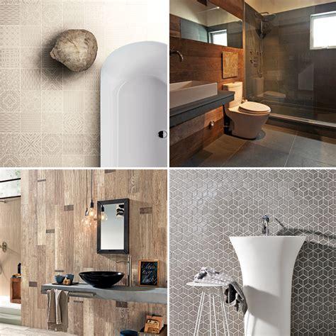 tendances salle de bain salle de bain les tendances c 233 ramique trucs et conseils