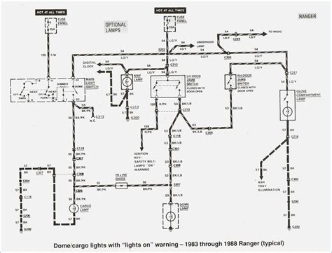 1986 Ford Alternator Wiring by Wiring Diagram For 1986 Ford F250 Wiring Diagram For Free