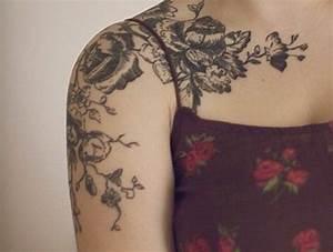 Tatouage Chouette Signification : 1001 id es de tatouage de fleur et quelle est sa ~ Melissatoandfro.com Idées de Décoration