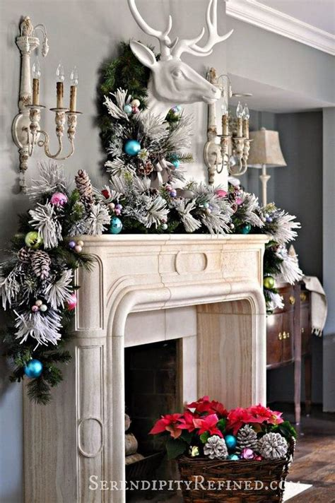Decorating Ideas Mantel by Awesome Mantel Decoration Ideas