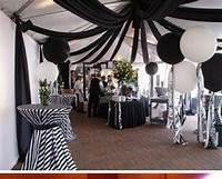 black and white decorations Pin by Jennifer Lane Events / Event Decor Divas Denver on Classic Black & White | Pinterest ...