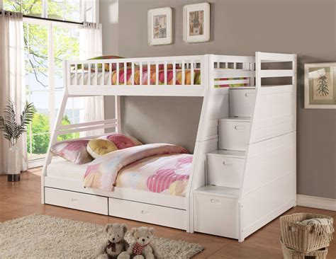 Bunk Bed With Stairs Home Decorator Shop