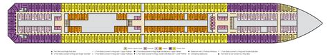 100 carnival imagination riviera deck plan carnival