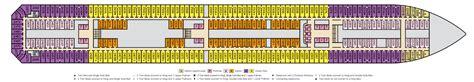 Galveston Cruises  Carnival Valor Main Deck