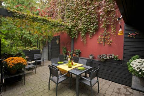 Gestaltungsideen In Schwarz Für Den Garten