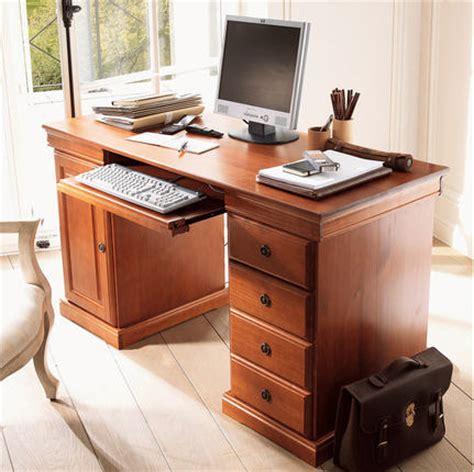 bureau louis philippe merisier soldes bureau la maison de valerie bureau multimédia