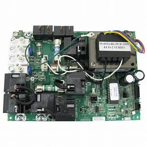 Hydro Quip Circuit Board 6000 Series Versaheat  33