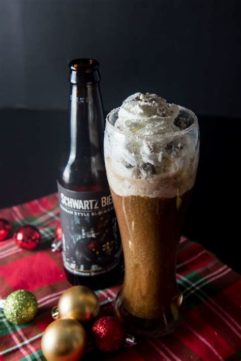 Holiday Beer Cocktails