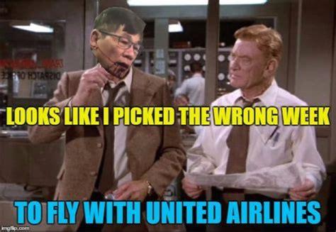 United Airlines Memes - united airlines memes