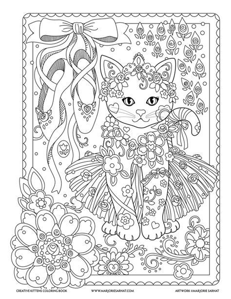 creative kittens marjorie sarnat design illustration