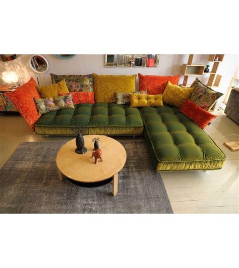 grand coussin de canapé grand canapé d 39 angle ohlinda de bretz a et t