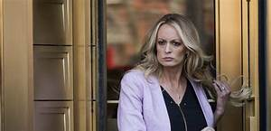 Stormy Daniels' Trump Lawsuit Delayed By Judge