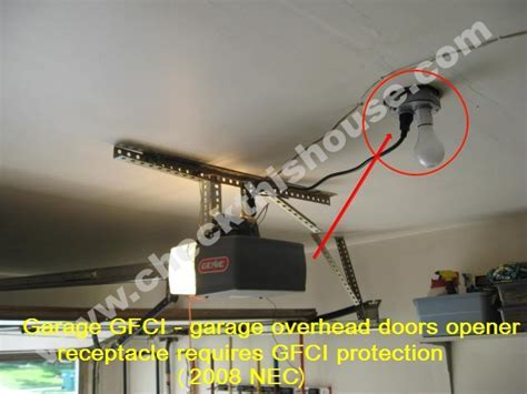Garage GFCI Receptacles and GFCI in Accessory Buildings