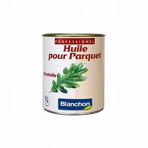 huile parquet blanchon noire bidon de 1 litre With huile parquet bio