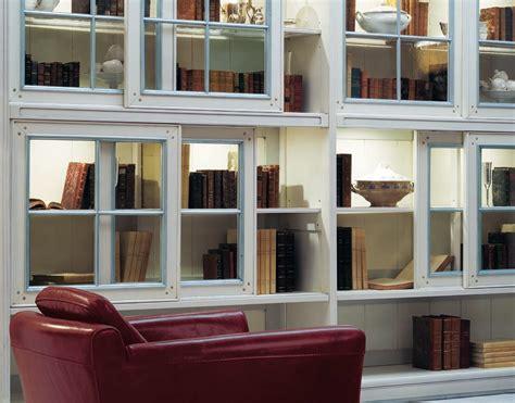 arredamenti in legno massello le stanze doge libreria by gd arredamenti