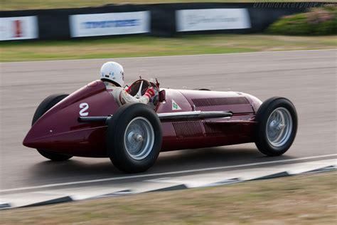 Alfa Romeo 158 by Alfa Romeo 158 Alfetta S N 159 107 2009 Goodwood