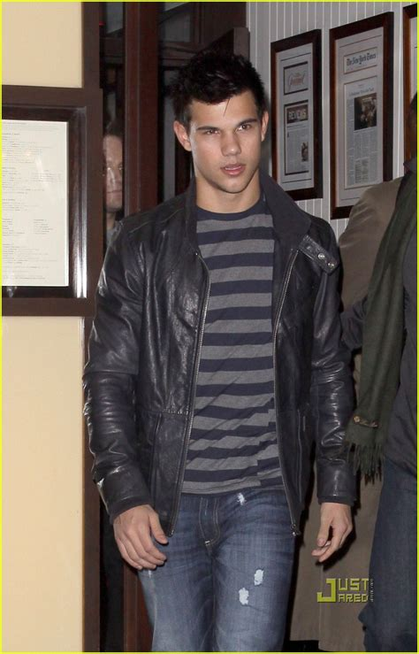 taylor lautner leather jacket black biker jackets  storenvy