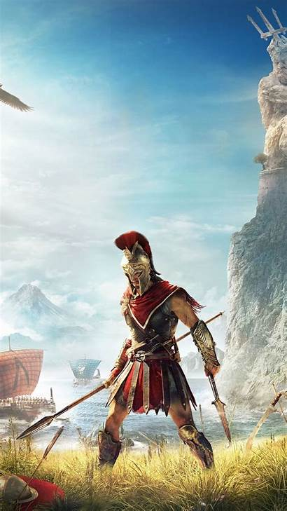 Creed Odyssey 4k 8k Assassin Wallpapers Android