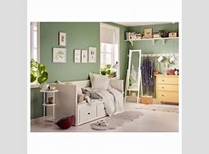 HEMNES Daybed frame with 3 drawers White 80 x 200 cm IKEA