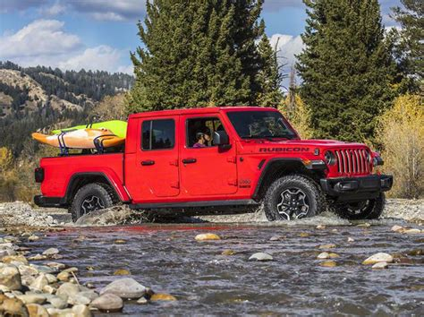 Gas Mileage For 2020 Jeep Gladiator by 2020 Jeep Gladiator Gas Mileage New Car Reviews