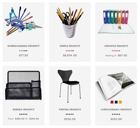 stationery responsive magento office supplies